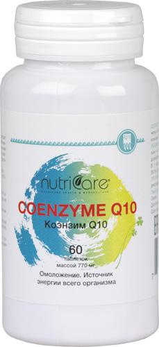 Коэнзим Q10, таблетки, 60 шт