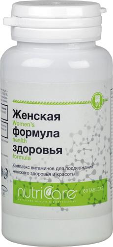 Женская формула здоровья, таблетки, 60 шт