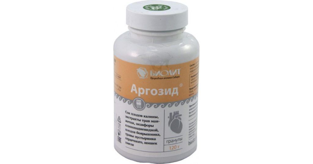 Аргозид, гранулы, 120 г