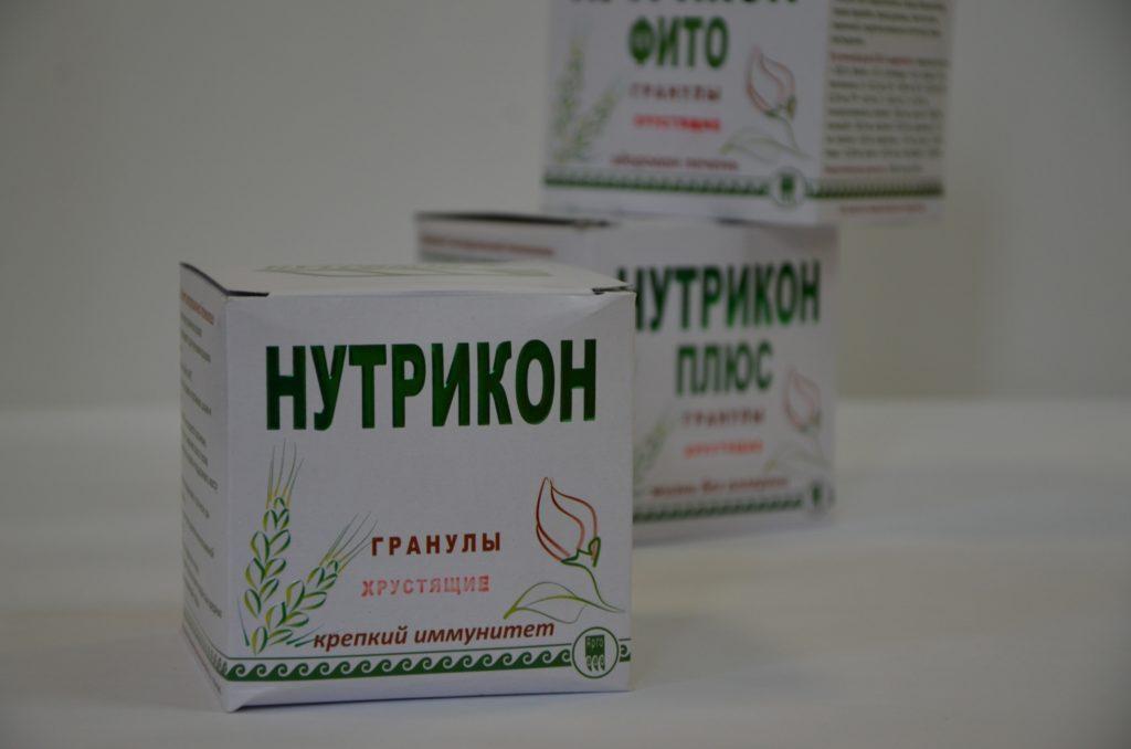 Нутрикон, хрустящие гранулы, 350 г