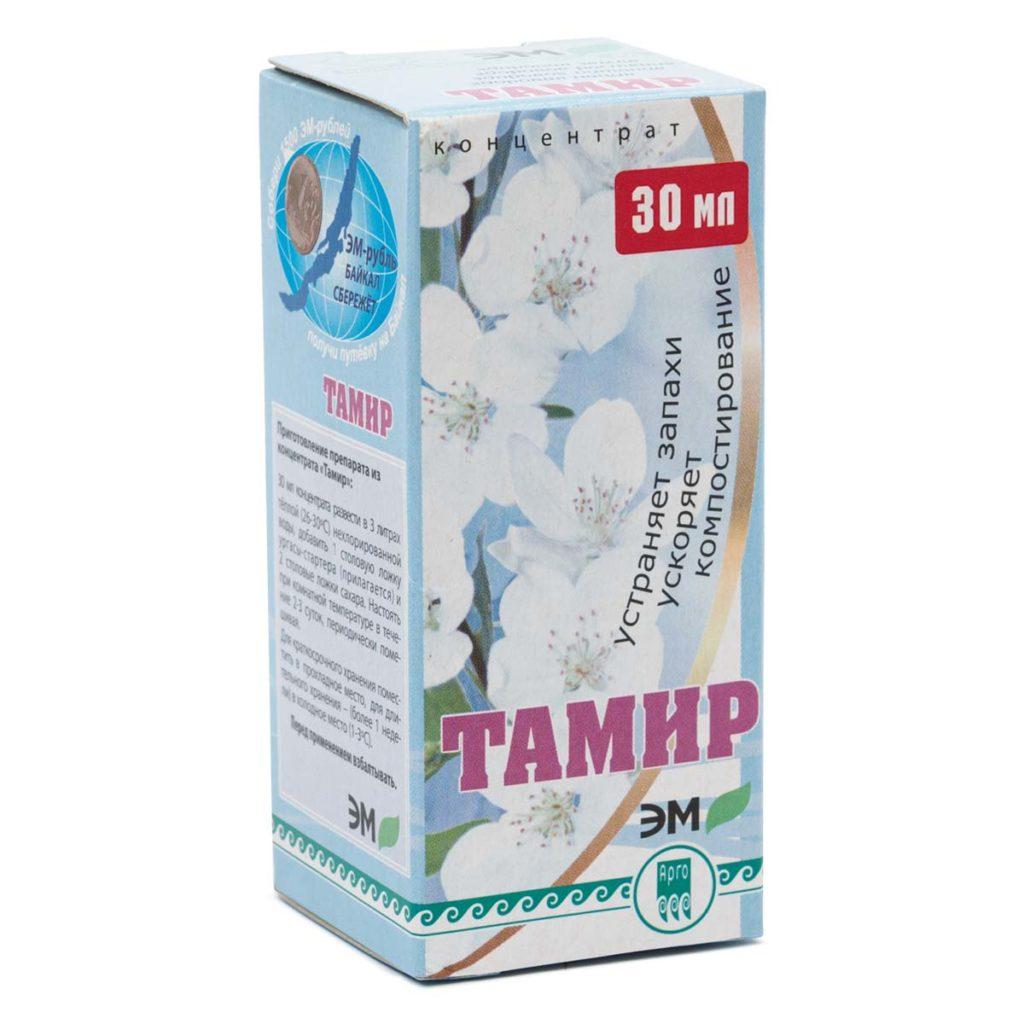 Концентрат биопрепарата «Тамир», 30 мл