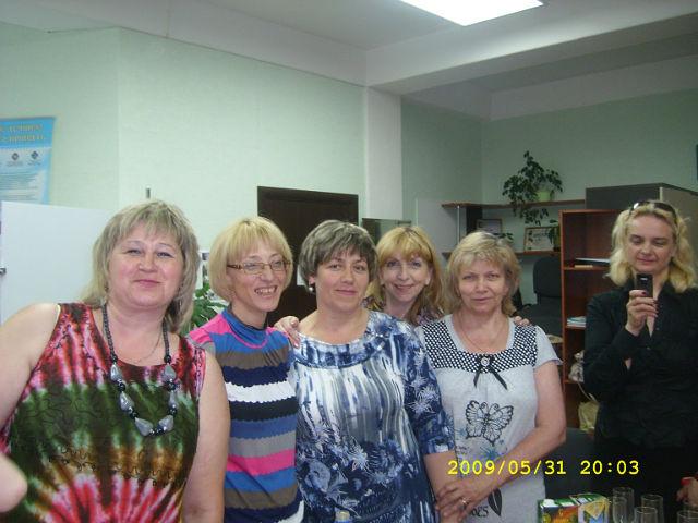 Дружная команда АРГО из Витебска, навестила коллег