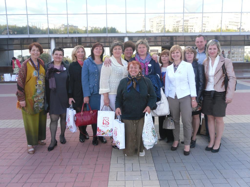 Посетили конференцию АРГО в Рязани