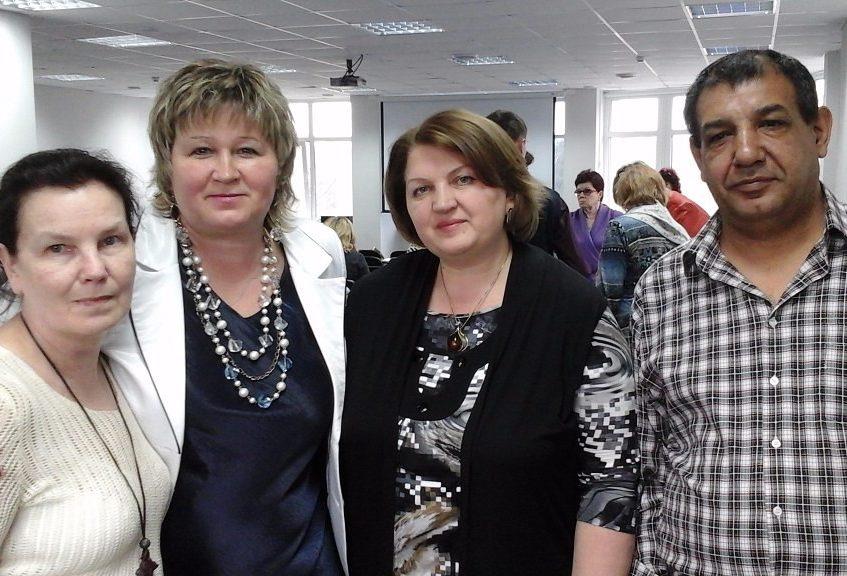 Семинар АРГО в Минске. Очень много интересного, делимся опытом и знаниями