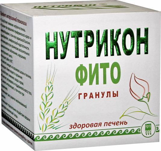 Нутрикон Фито, гранулы 350 г